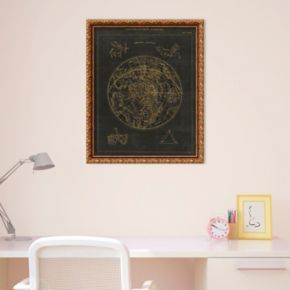 Amanti Art Costellazioni II Framed Wall Art
