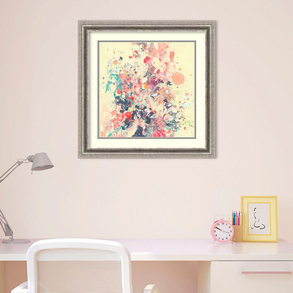 Amanti Art Cream III Framed Wall Art