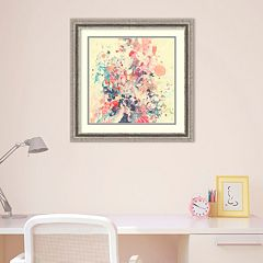 Amanti Art Cream III Framed Wall Art