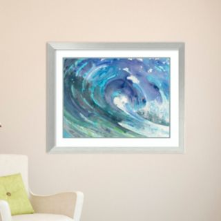 Amanti Art Curl Framed Wall Art