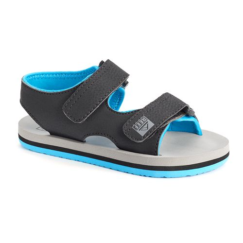 0accc4c1a8f2 REEF Grom Stomper Toddler Boys  Sandals