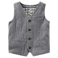 Toddler Boy OshKosh B'gosh® Suit Vest