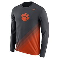 Men's Nike Clemson Tigers Dri-FIT Legend Sideline Tee
