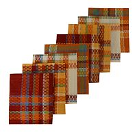 The Big One® Woven Plaid Dishcloth 8-pk.