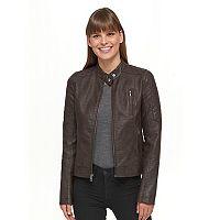 Women's Levi's Zip-Front Racer Jacket