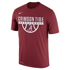 Men's Nike Alabama Crimson Tide Dri-FIT Basketball Tee