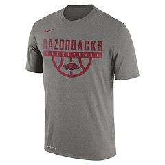 Men's Nike Arkansas Razorbacks Dri-FIT Basketball Tee
