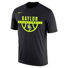 Men's Nike Baylor Bears Dri-FIT Basketball Tee
