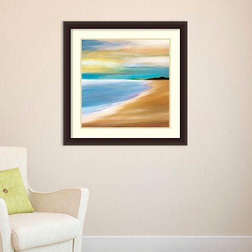 Amanti Art Distance Framed Wall Art
