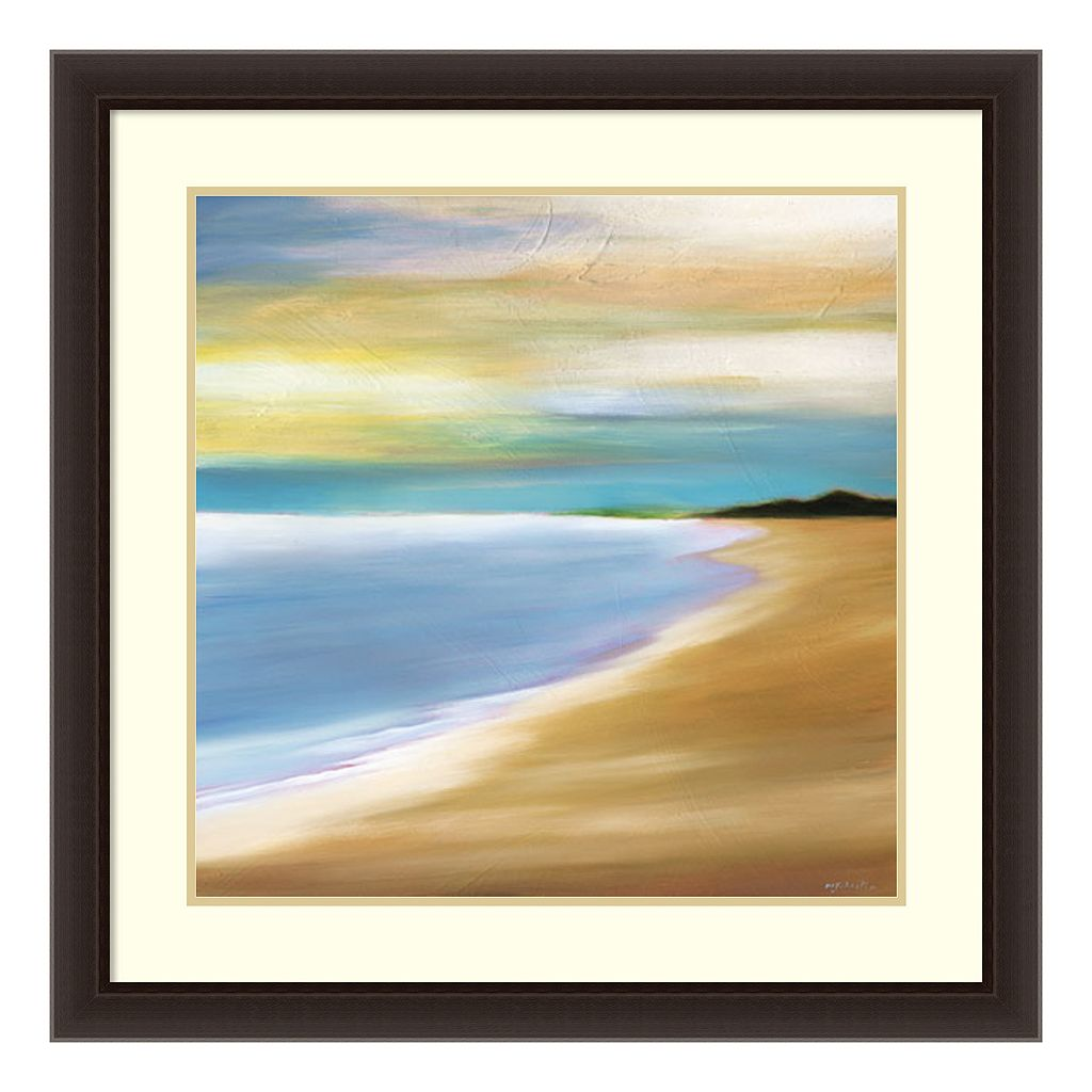 Amanti Art Distance Framed Wall Art