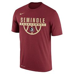 Men's Nike Florida State Seminoles Dri-FIT Basketball Tee
