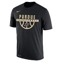 Men's Nike Purdue Boilermakers Dri-FIT Basketball Tee