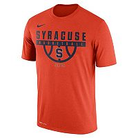 Men's Nike Syracuse Orange Dri-FIT Basketball Tee