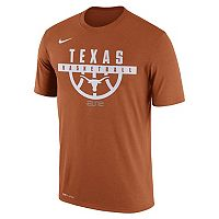 Men's Nike Texas Longhorns Dri-FIT Basketball Tee