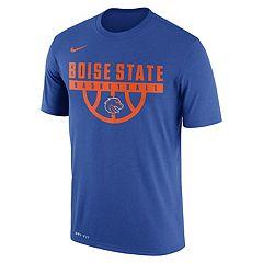 Men's Nike Boise State Broncos Dri-FIT Basketball Tee
