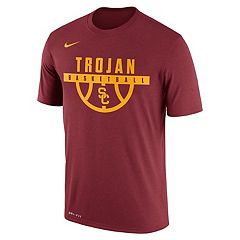 Men's Nike USC Trojans Dri-FIT Basketball Tee