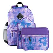 Kids 6 pc Galaxy Backpack & Accessories Set
