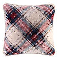Cuddl Duds Bonnie Plaid Throw Pillow