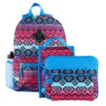 Kids 6-pc. Tribal Backpack & Accessories Set