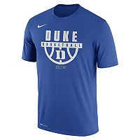 Men's Nike Duke Blue Devils Dri-FIT Basketball Tee
