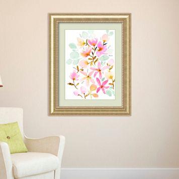 Amanti Art Dreams In Pastel Framed Wall Art