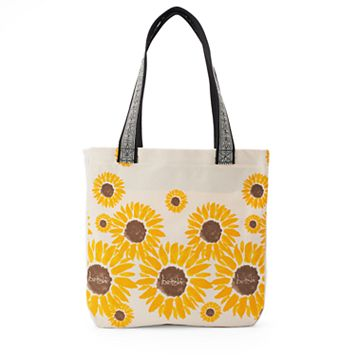 love this life Sunflower Tote