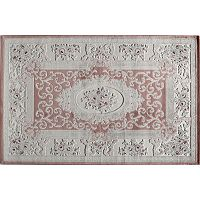 Rugs America Kensington Framed Scroll Rug