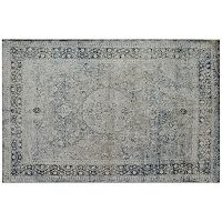 Rugs America Cambridge Vintage Framed Floral I Rug
