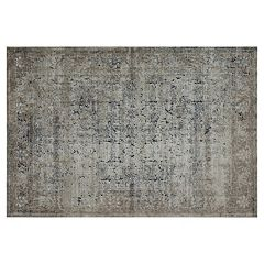 Rugs America Cambridge Vintage Framed Floral VI Rug