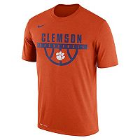 Men's Nike Clemson Tigers Dri-FIT Basketball Tee