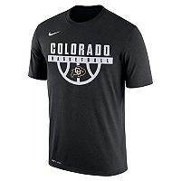 Men's Nike Colorado Buffaloes Dri-FIT Basketball Tee