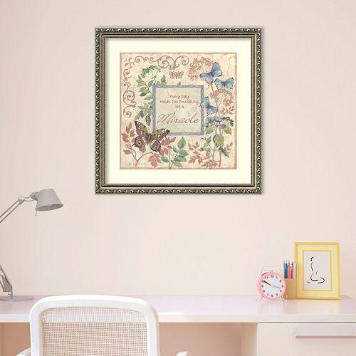 Amanti Art Everyday Miracles Framed Wall Art