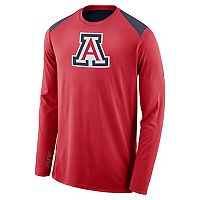 Men's Nike Arizona Wildcats Shooter Tee