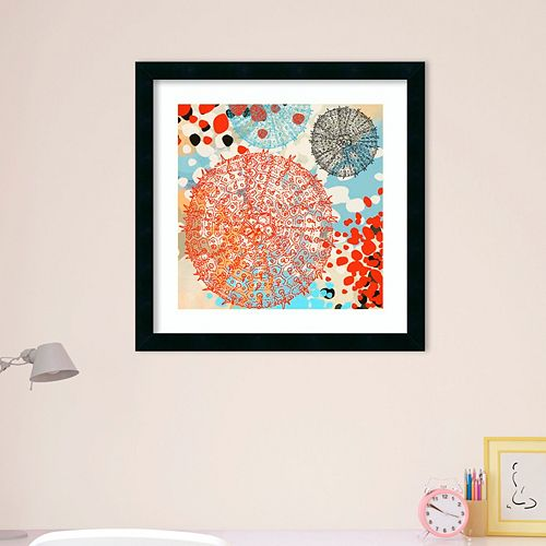 Amanti Art Exotic Sea Life IV Framed Wall Art