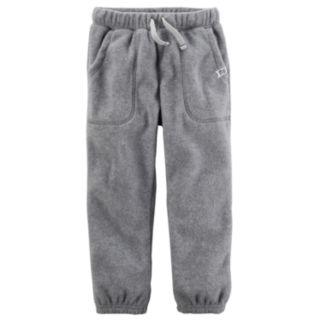 Baby Boy Carter's Fleece Jogger Pants
