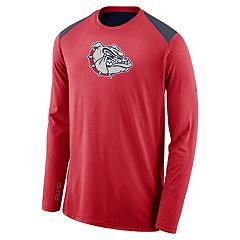 Men's Nike Gonzaga Bulldogs Shooter Tee