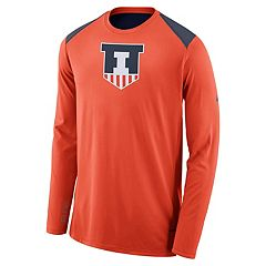 Men's Nike Illinois Fighting Illini Shooter Tee
