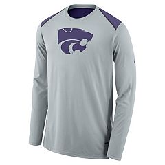 Men's Nike Kansas State Wildcats Shooter Tee