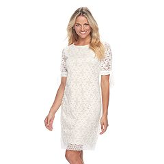 Women's Ronni Nicole Lace Shift Dress