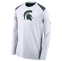 Men's Nike Michigan State Spartans Shooter Tee
