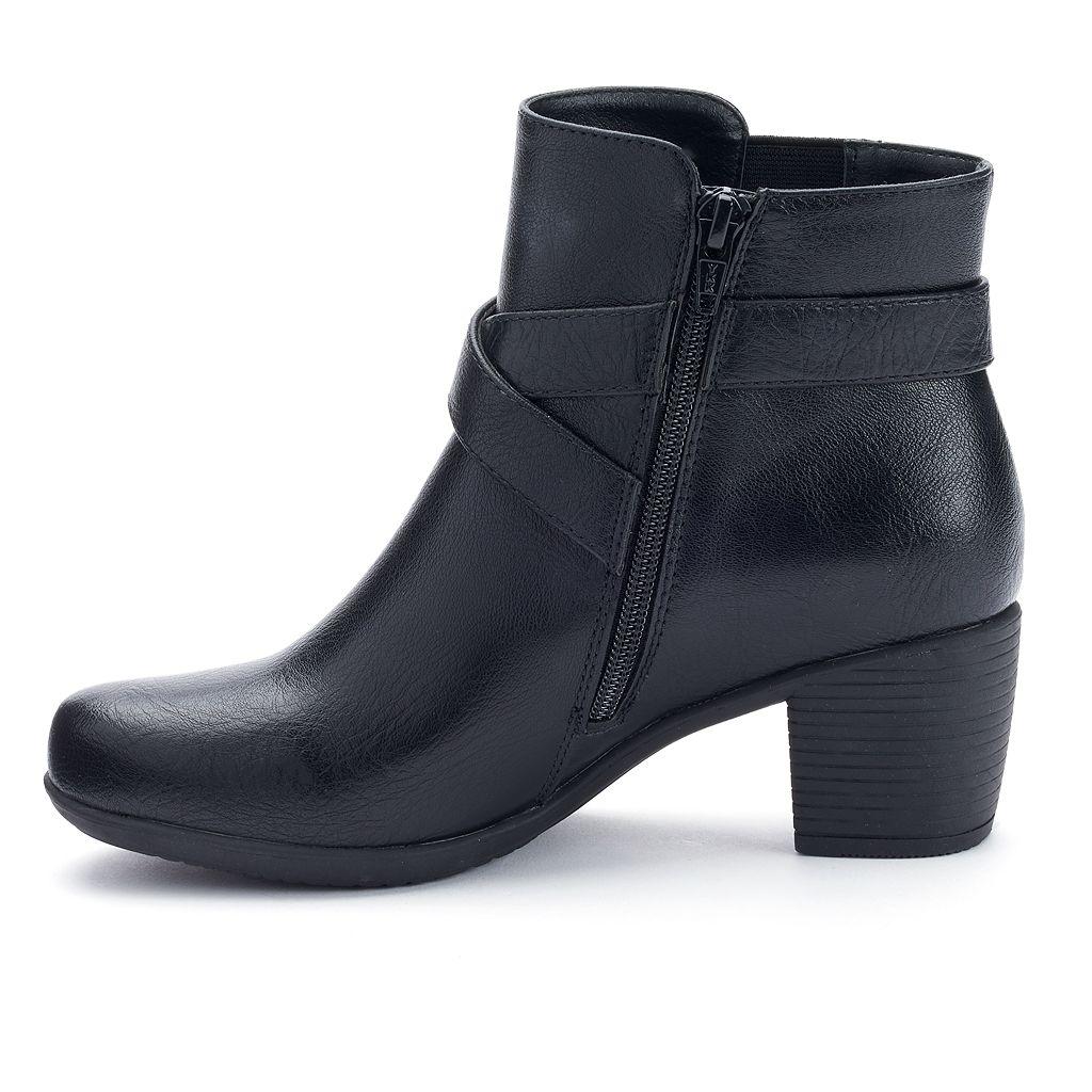 Croft & Barrow® Bertha Women's Ortholite Ankle Boots
