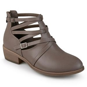 Journee Collection Savvy Women's Ankle Boots