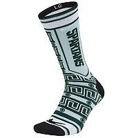 Men's Nike Michigan State Spartans Basketball Socks