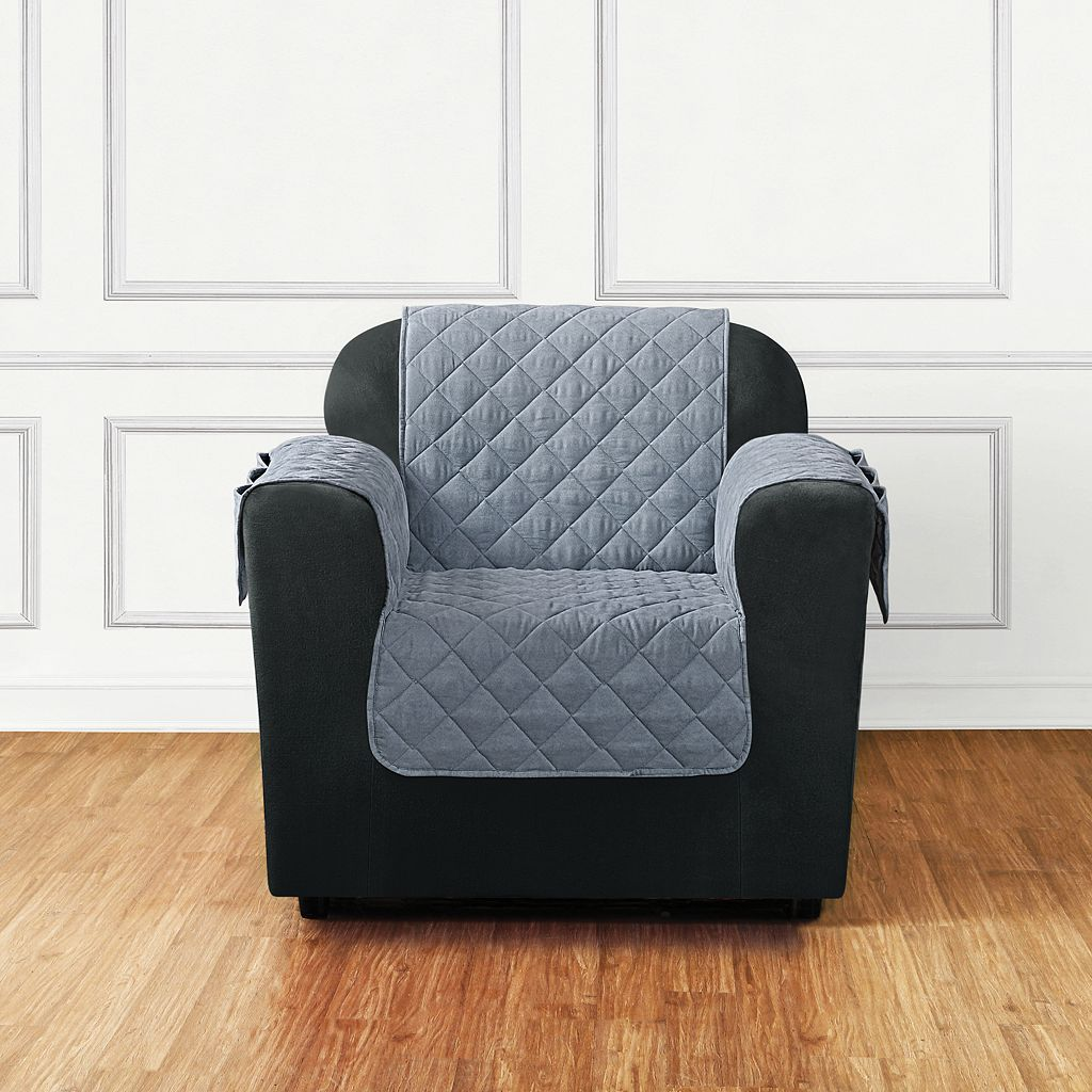 Sure Fit Breathable Mesh Chair Slipcover