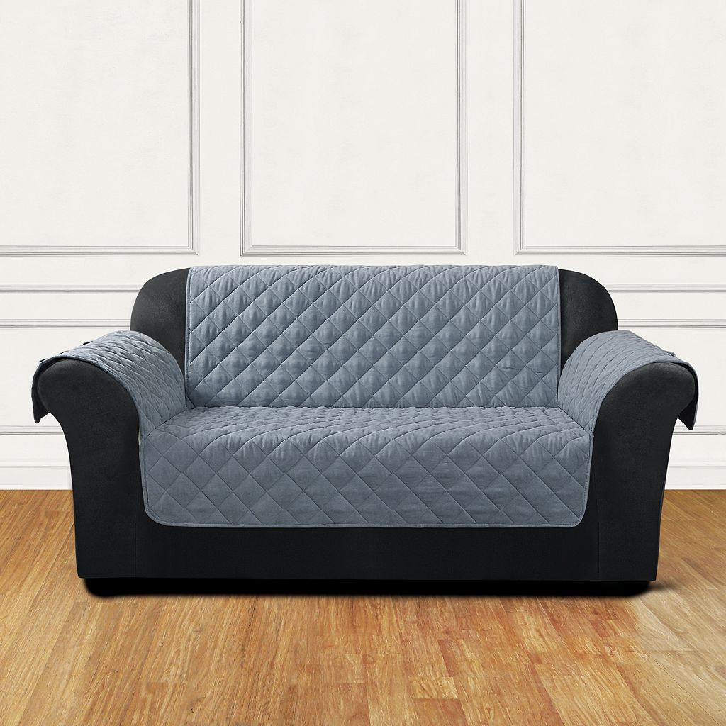 Sure Fit Breathable Mesh Loveseat Slipcover