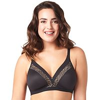 Olga Bras: Cloud 9 Lift Full-Figure Wire Free Bra GO3691A