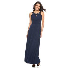 Women's Chaya Embellished Pintuck Evening Gown