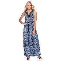 Women's Ronni Nicole Embellished Maxi Dress