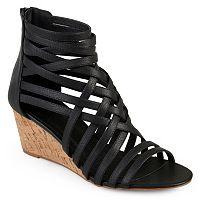 Journee Collection Twyla Women's Wedge Sandals