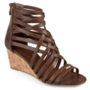 Journee Collection Twyla Women's Wedge Sandals